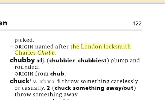 Charles Chubb, The London Locksmith