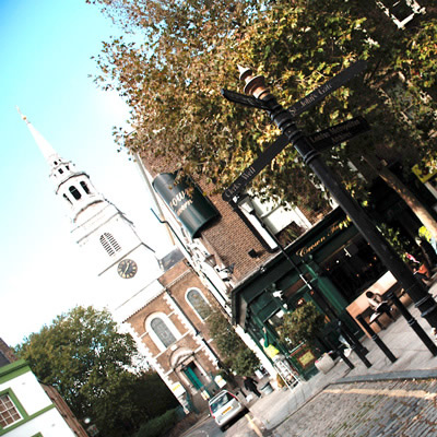 Locksmith in Clerkenwell EC2