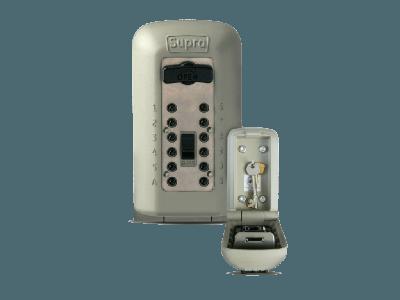 Locksmith London key safe fitting