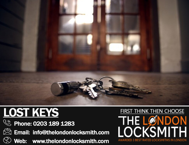Lost keys services in hackney